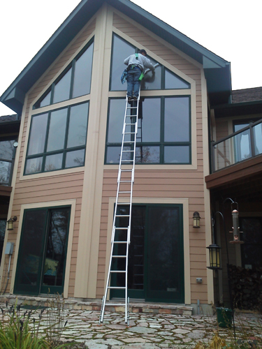 Wills window cleaning home for Window washing